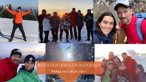 Jak przetrwać w górach i wyciągnąć życiowe lekcje lekcje