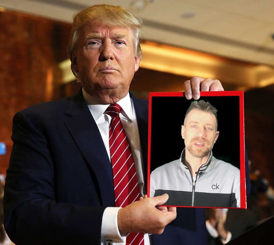 Tomasz Damian Donald Trump